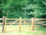 10ft Double Drive 3 Rail Gate